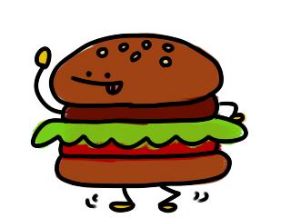 ロッテリアのハンバーガー31種類は糖質制限食で食べられるか検証