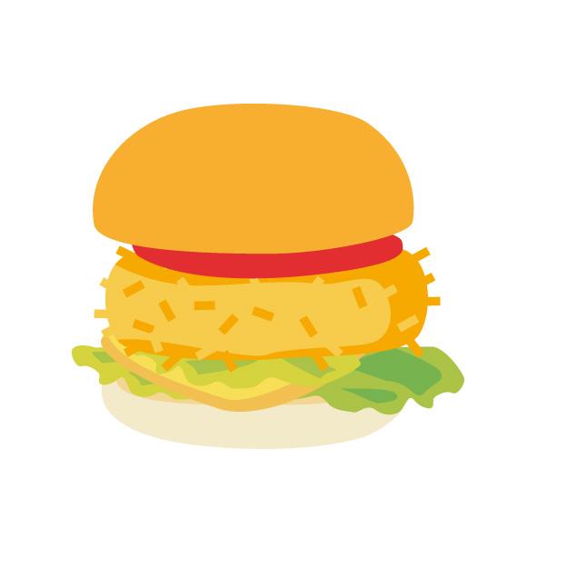 ファーストキッチンのハンバーガーは糖質制限食で食べられるか検証
