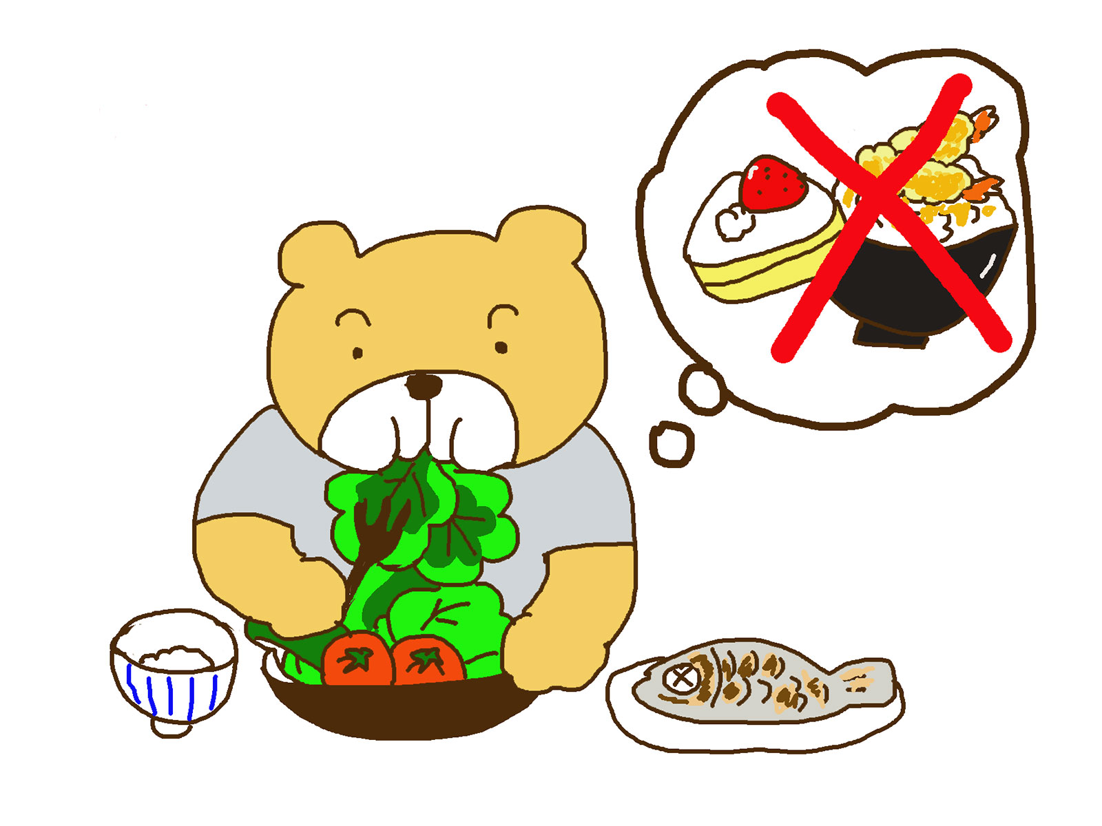 肉、卵、チーズ、野菜を意識した糖質制限で5キロのダイエット