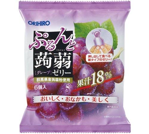78種類ゼリーの糖質を調べた結果、一番糖質が少ないゼリーは