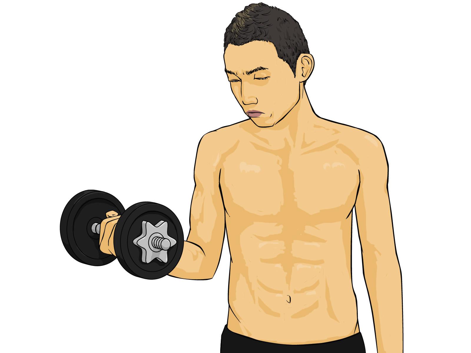 リーンゲインズ(トレーニングと糖質制限の組み合わせ)で14キロ減