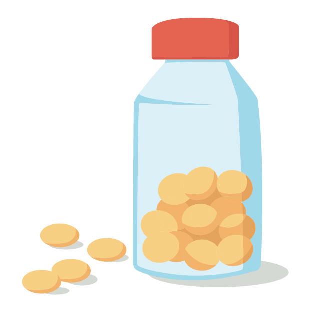 サプリメントを飲みながら糖質制限を実践し、6キロの減量