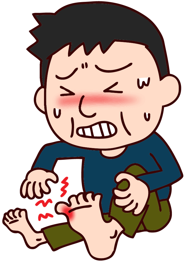 痛風を予防するために糖質制限を実践。結果、痛風発作は減少