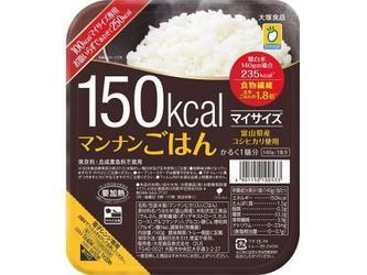 ブランパンとマンナンごはん使用の糖質制限で6キロ減(2ヶ月)