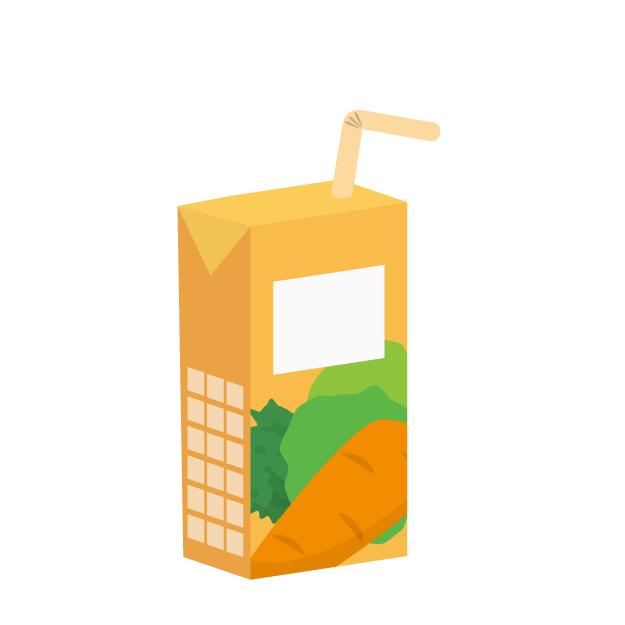 間違えた糖質制限は危険。野菜ジュースは野菜の代わりにならない