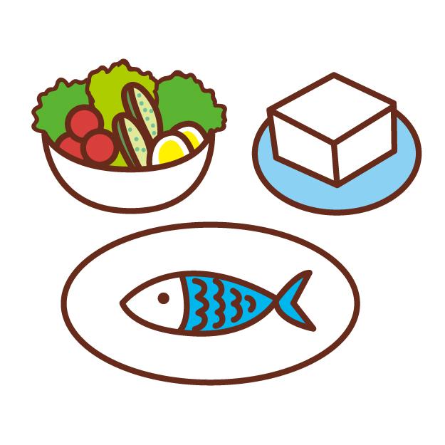 夜だけ糖質制限+時間制限で20kg減。急激に痩せすぎて肉割れ