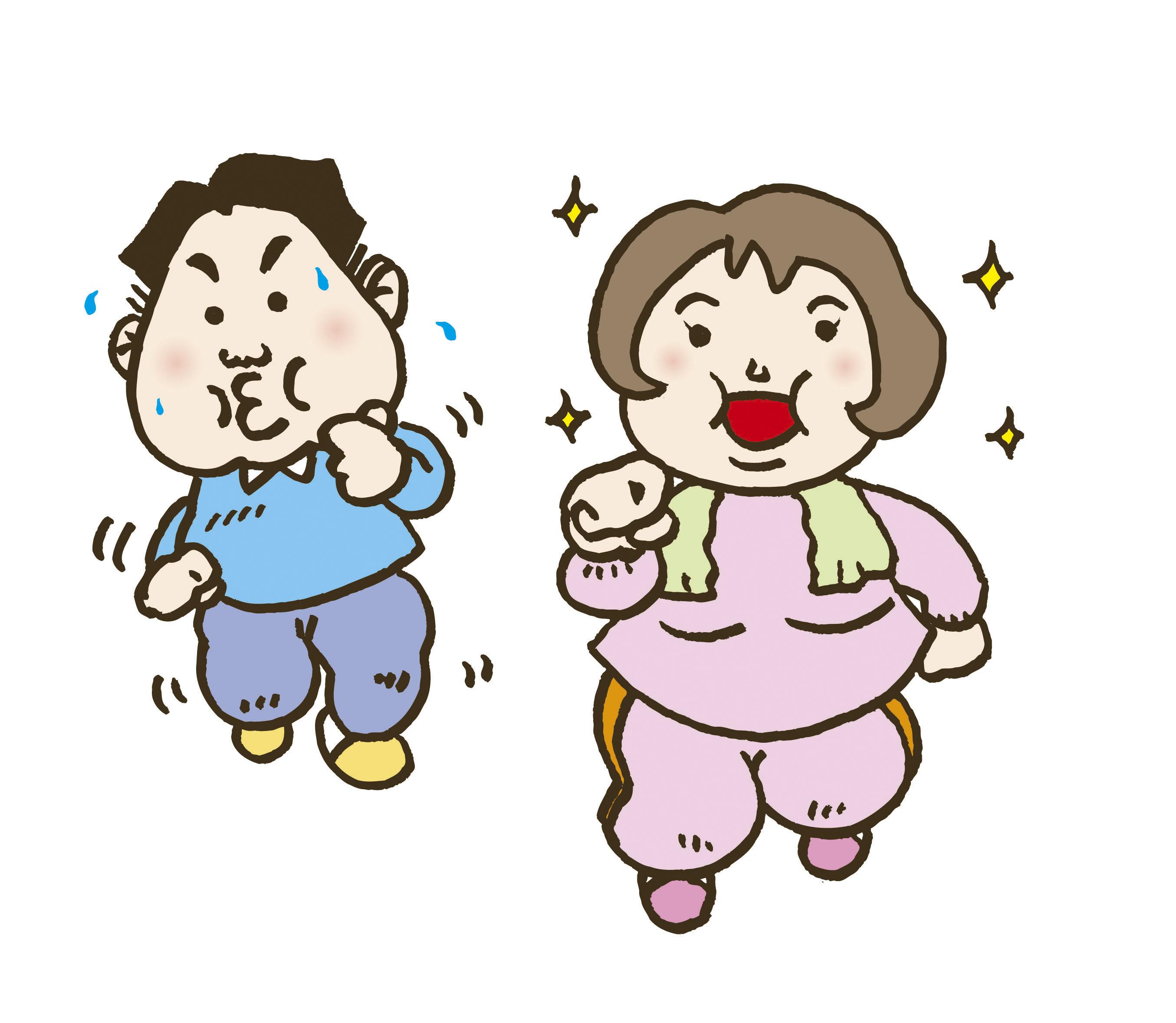 夫婦で糖質制限。10か月で夫は10kg減、私は5kg減