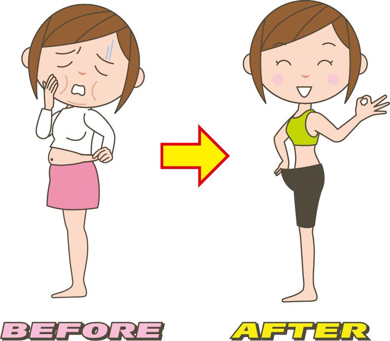 食べる量を制限しない糖質制限で5.7kg減(2か月)