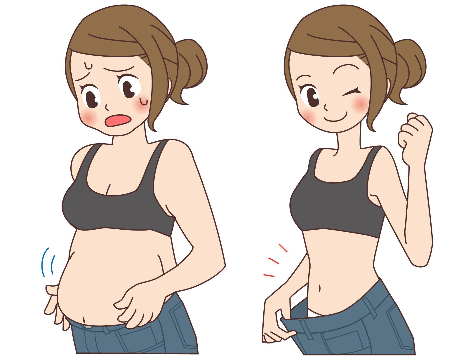 カロリー制限が失敗した後、糖質制限開始!9kgの減量に成功